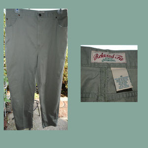 ST. JOHN'S BAY Relaxed Fit Pants Size 18 *Tall*